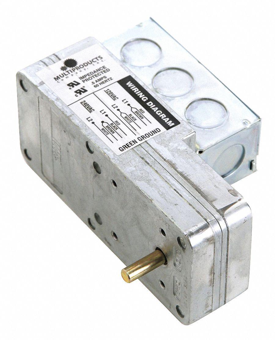 Dayton Actuator 28dv69 Mp 24vt Grainger