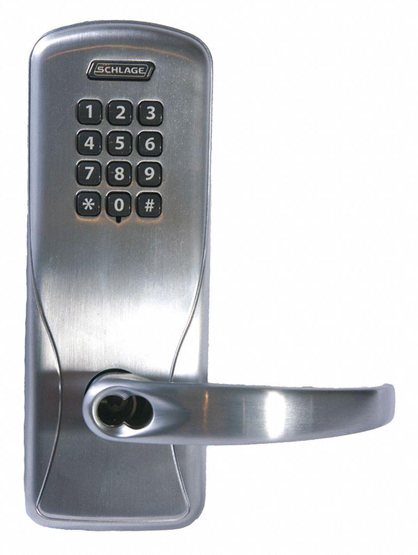 Schlage Electronics Electronic Lock 2 3 4 Quot Backset