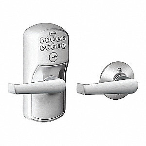 Schlage Keypad Entry Autolock Fe575series 4users