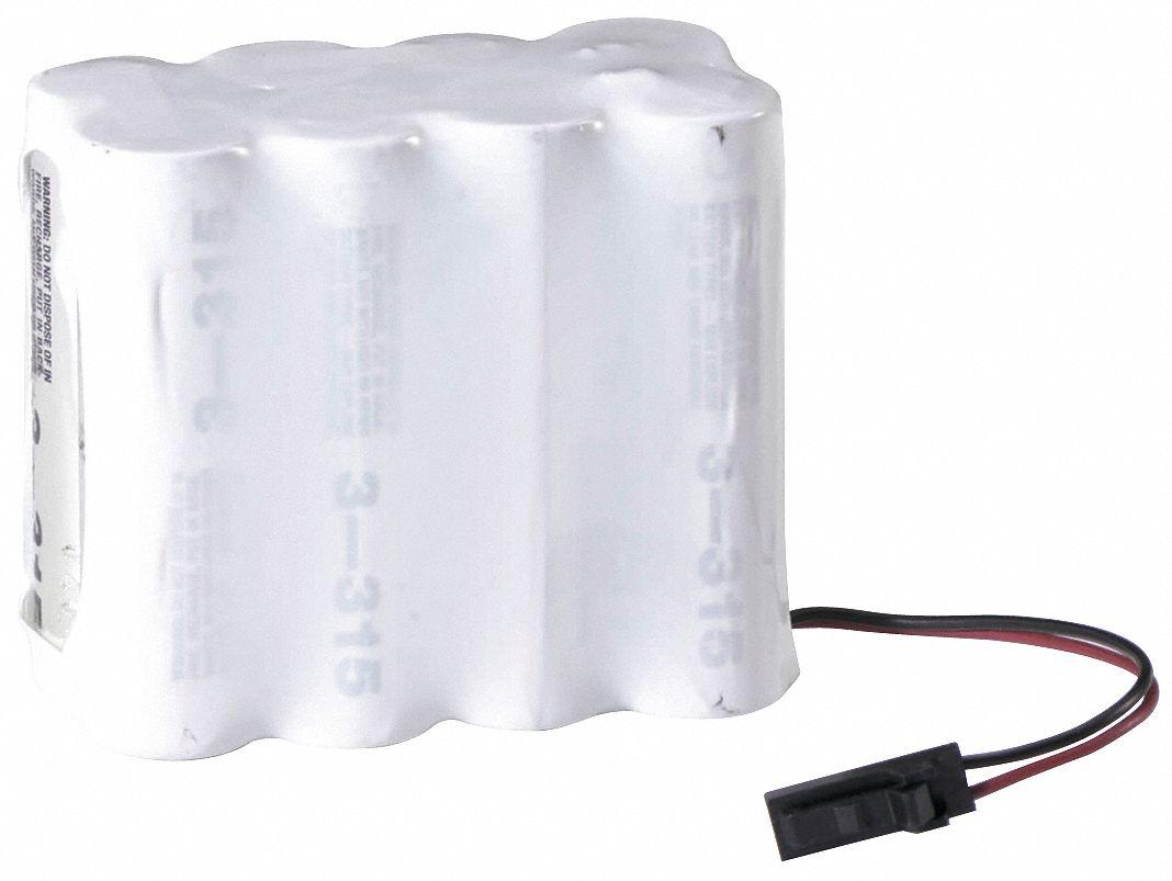 Schlage Electronics Door Lock Battery Pack Alkaline