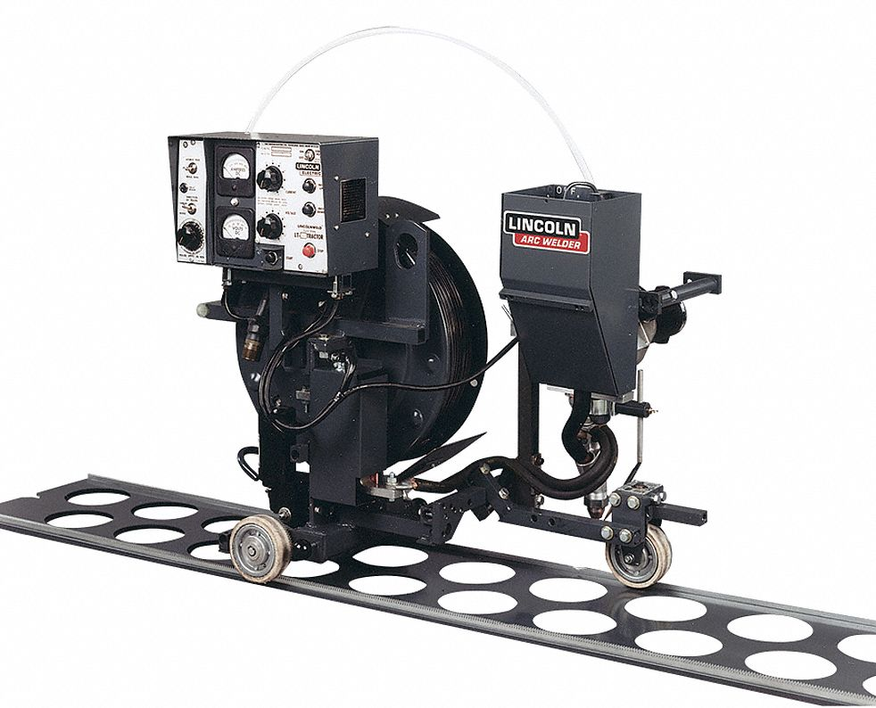 Lincoln electric self propelled wire feeder 100to400 ipm for Lincoln welder wire feed motor