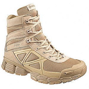 Tactical Boots,Mens,11DD,Desert,PR