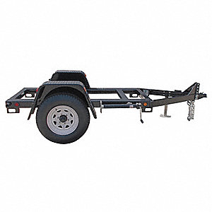 Generator Trailer, For Use With 29FC96, 29FC97, 29FC98, 29FC99, 29FD06, 29FD07, 29FD08, 29FD09