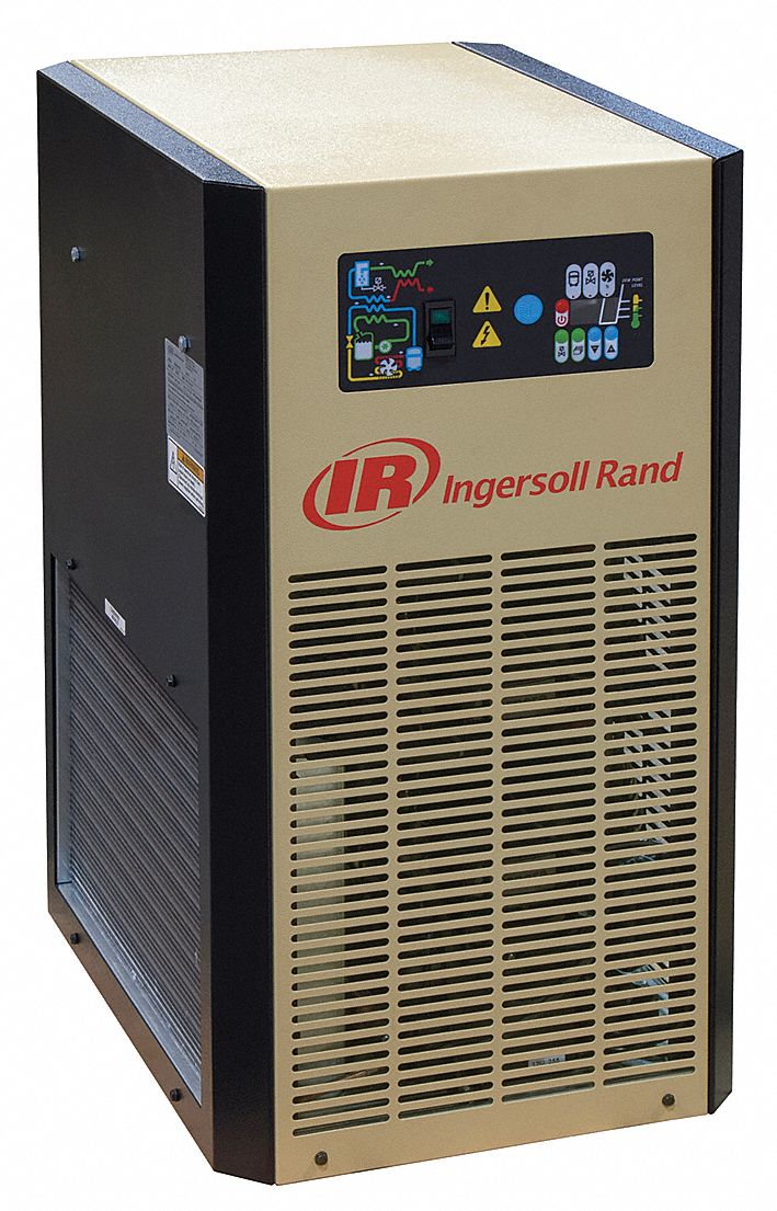 Ingersoll Rand 125 Cfm Compressed Air Dryer For 25hp
