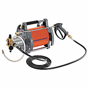 Coil Cleaning System,Portable,2.5 gpm