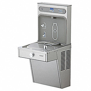 Wall-Mount, Electronic Sensor Bottle Filling Station