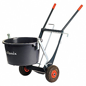 Bucket Cart, For Use With Mfr. No. 17GB