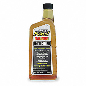 Diesel Fuel Anti-Gel,40 oz