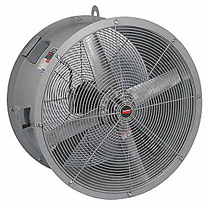 "36"" Blade Dia. Air Cannon, 16,100 CFM High, 3 Phase"