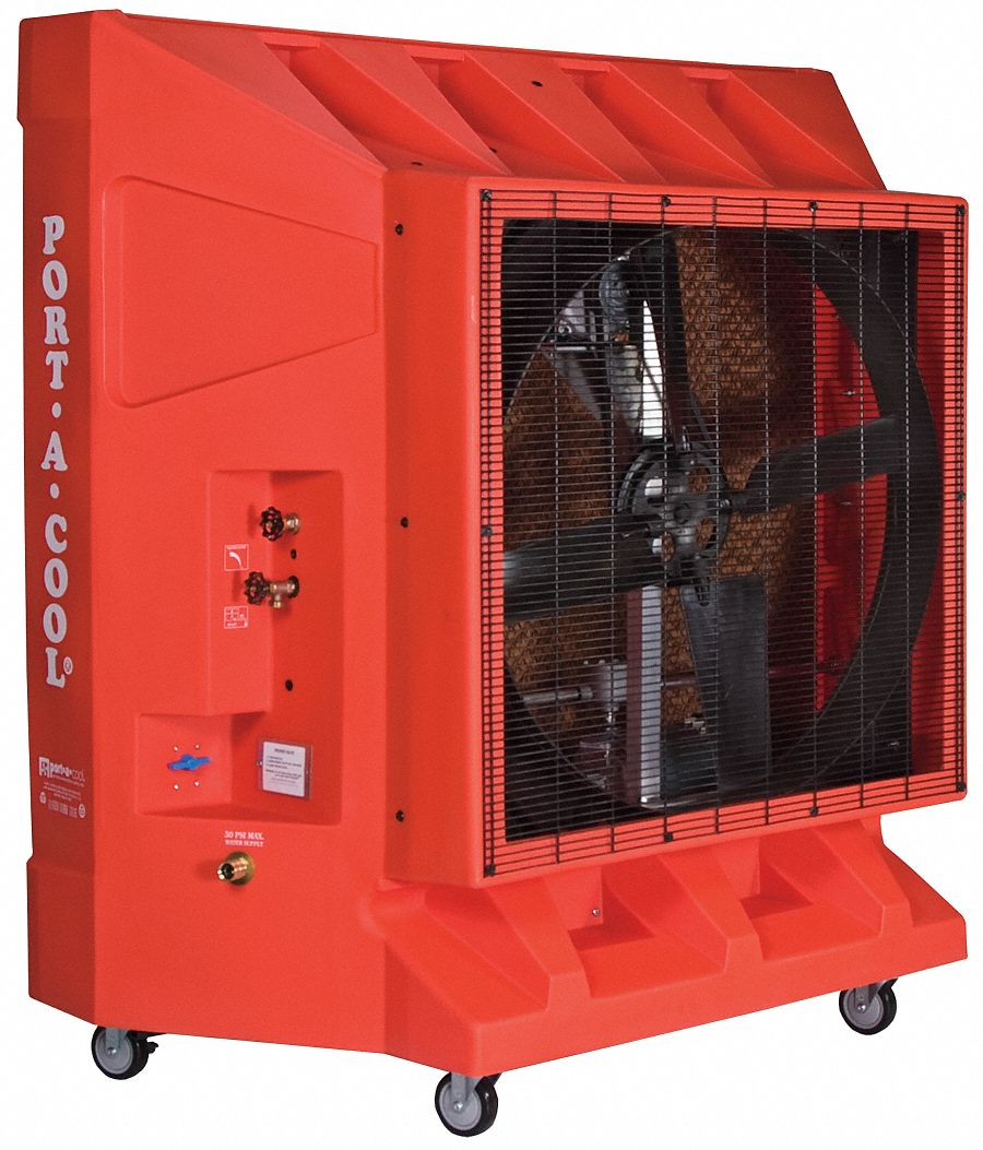 Small Portable Swamp Coolers : Portacool portable evaporative cooler cfm bv