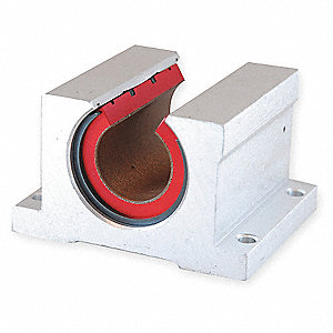 Pillow Block,0.500 In Bore,1.500 In L