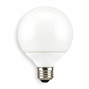 Screw-In CFL,Non-Dimmable,2700K,15W