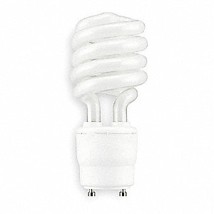 Plug-In CFL,Non-Dimmable,2700K,23W