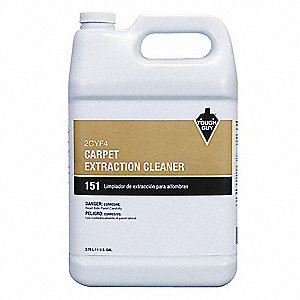 1 gal. Carpet Extraction Cleaner, 1 EA