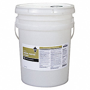 5 gal. Floor Cleaner, 1 EA