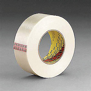 Filament Tape,1In x 60 yd.,8.0 mil,PK 36