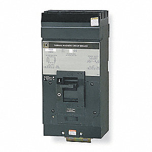 Circuit Breaker,  200 Amps,  Number of Poles:  3,  600VAC AC Voltage Rating