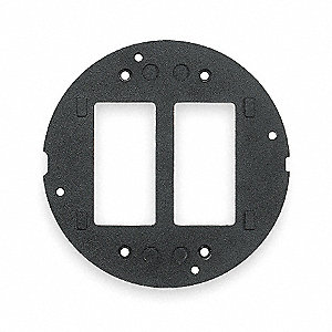 Hubbell Wiring Device Kellems Floor Sub Plate Style Line