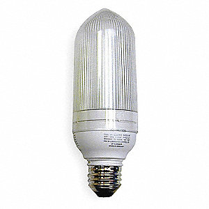 Screw-In CFL,Non-Dimmable,2700K,14W