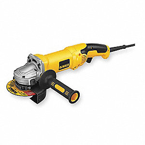 "5"" or 6"" Angle Grinder, 13 Amps"