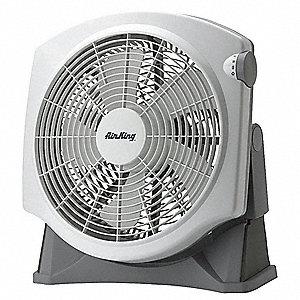 Air king window floor fan 1385 1250 1080 cfm 14in 2ela3 for 18 window fans