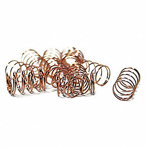 Metering Air Diaphragm Springs,PK10