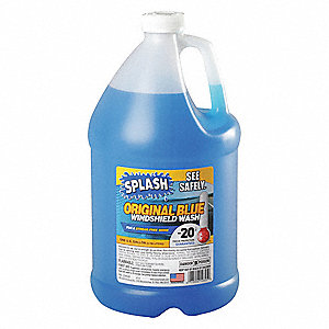 Windshield Wash Cleaner,1 Gal,-20 F