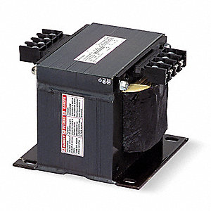 Control Transformer, 2kVA VA Rating, 240/480VAC Input Voltage, 120VAC Output Voltage