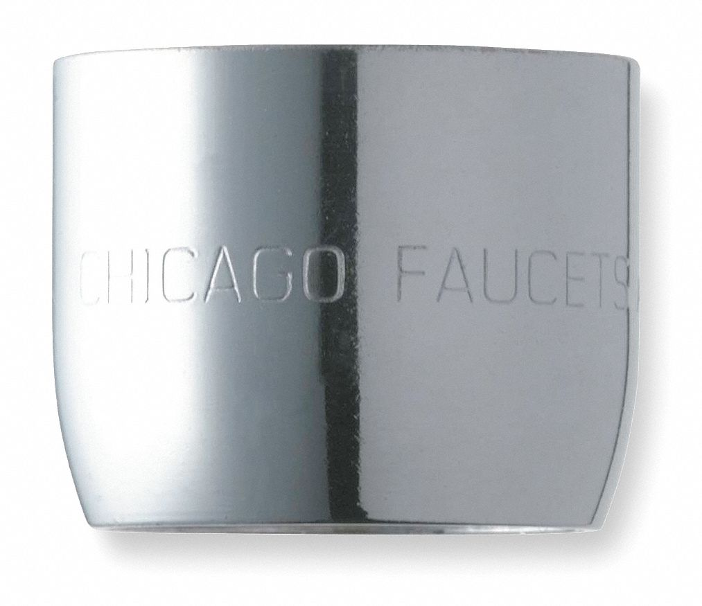 Chicago Faucets Female Aerator 13 16 Quot 24 Thread Size