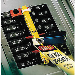 Lockout System, 3/4 in Spacing