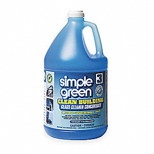 1 gal. Glass Cleaner, 2 PK