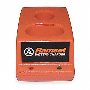 Battery Charger,120 VAC,6 VDC