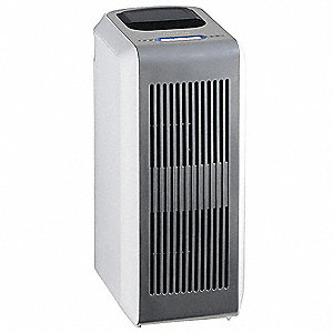 Portable Air Cleaner,HEPA,UV,36/47/57cfm