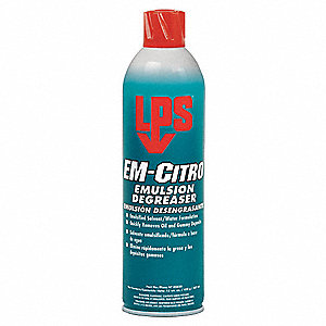 Orange Emulsion Degreaser, 20 oz. Aerosol Can
