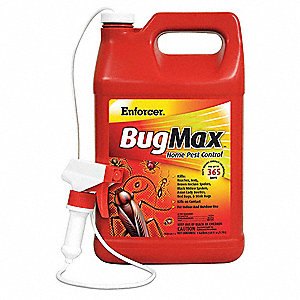 Enforcer Products Deet Free Indoor Outdoor Crawling Insect
