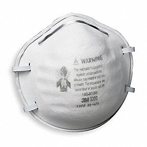 Disposable Respirator,N95,PK20
