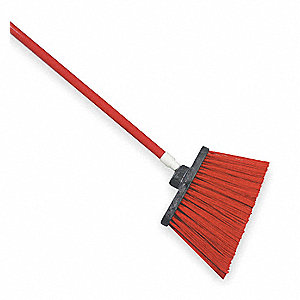 Polypropylene Angle Broom, Overall Length 54""