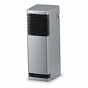 Portable Air Cleaner,UV,0.65 CFM