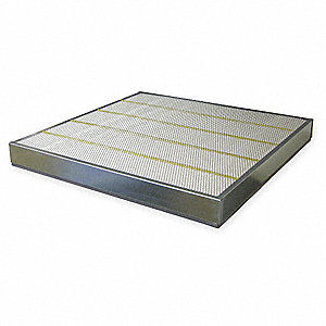 Air Filter,9-9/16 x 2-9/16 in.
