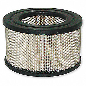 Air Filter,8-5/32 x 6-5/8 in.