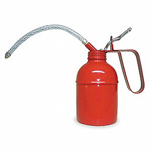 Oiler,Lever,13 oz,Flexible Spout