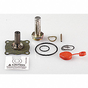 Solenoid Valve Rebuild Kit, For Use With Mfr. No. 8210G095
