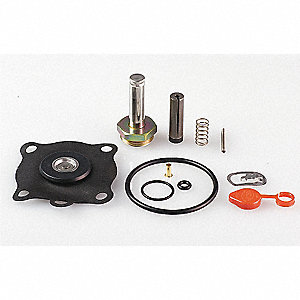 Solenoid Valve Rebuild Kit,For 5LU16