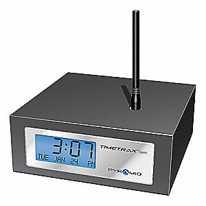 RF Transmitter, Desktop Mount, Rectangle, 110VAC