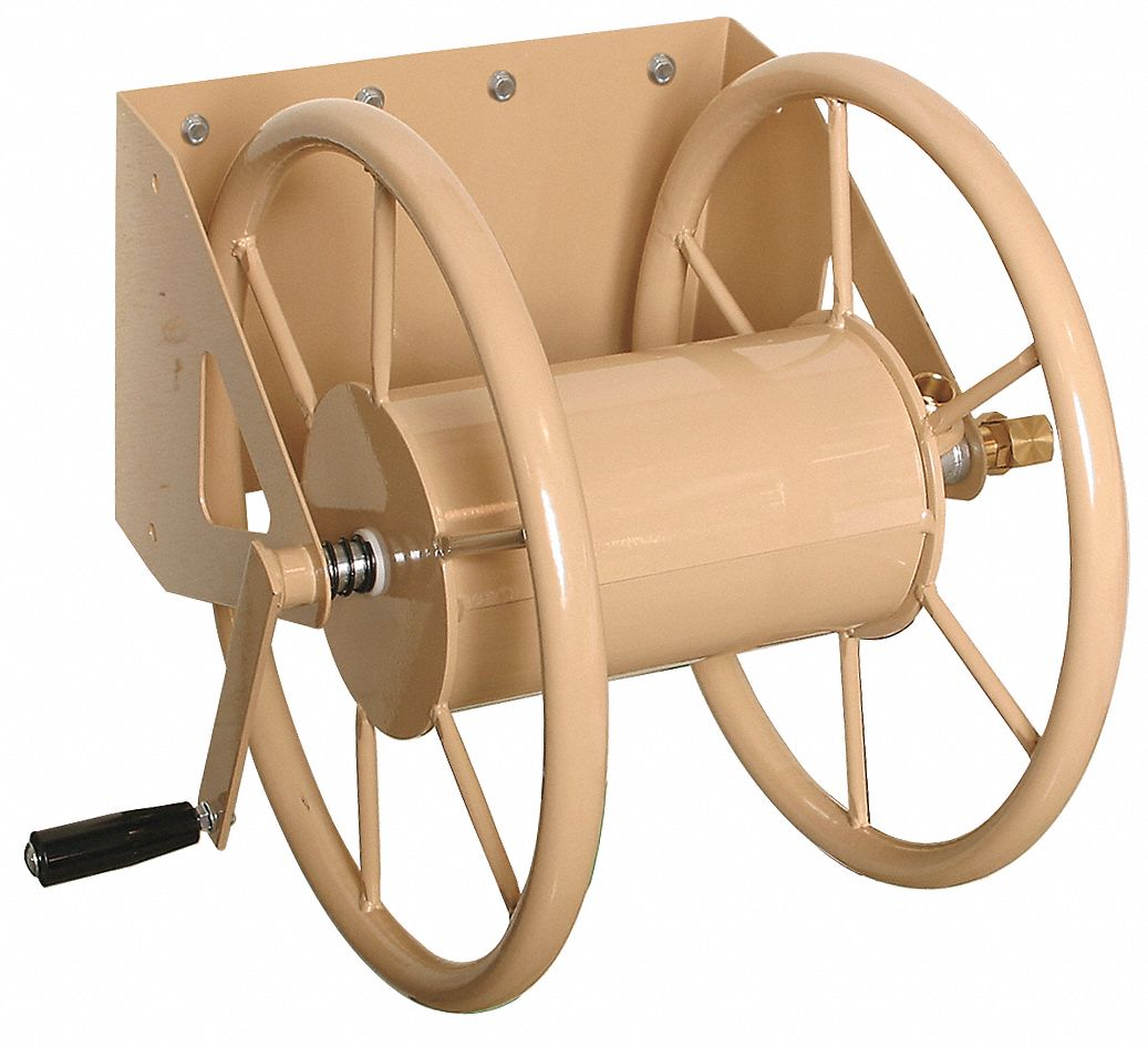 Liberty Wall Mount Hose Reel Steel 15 1 2 In 2lrk9