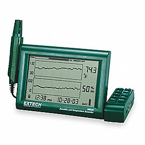 Chart Recorder,Temperature and Humidity