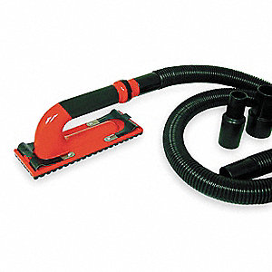 Dust-Free Sander w/Hose and Adaptors