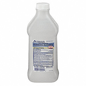 Isopropyl Rubbing Alcohol, Application: Antiseptics and Wound Care, Size: 16 oz., Bottle Package Typ