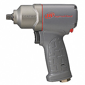 "Industrial Duty Air Impact Wrench, 3/8"" Square Drive Size 25 to 230 ft.-lb."
