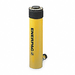 "25 tons Single Acting General Purpose Steel Hydraulic Cylinder, 14-1/4"" Stroke Length"